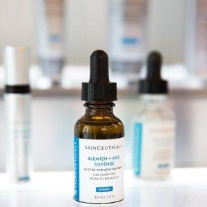 8.5折+满额送好礼最后一天:SkinCeuticals 杜克 全场美妆护肤热卖 收色修精华