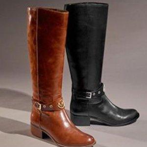 低至4折 $17.99收长筒靴macys.com 精选女靴超值热卖