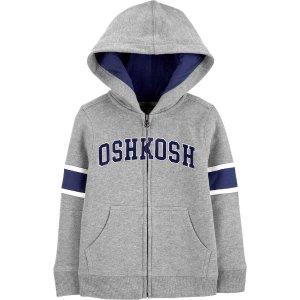 OshKosh B'gosh男小童Logo卫衣