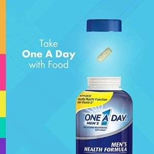 $9.22One A Day Men's Health Formula Multivitamin, 200 Count