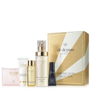 New Arrival! $140 Clé de Peau Beauté Spring 2018 Daytime Set @ Saks Fifth Avenue