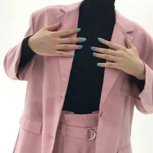 3折起+额外8折 新款牛仔夹克€14折扣升级:Monki 秋冬新款风衣外套三天大促 简约又俏皮 收各色百搭chic风衣!
