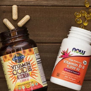 Extra 20% offSelect Vitamin D Supplements @Vitacost