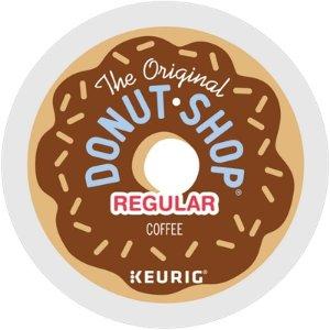 KeurigThe Original Donut Shop 中度烘焙咖啡