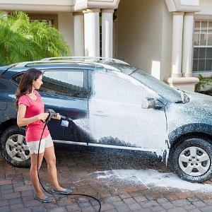 免邮 $273.27(原价$294.08)Karcher 高压清洁水枪 庭院清洁 洗车必备 三年保修