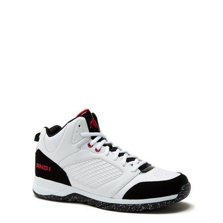 Men's运动鞋 黑白色