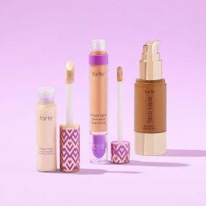 多款遮瑕享5折Tarte Cosmetics 生日周美妆热卖 每日更新优惠