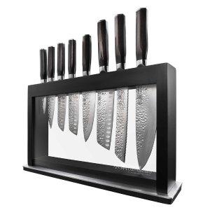 Baccarat刀具9件套+置刀架