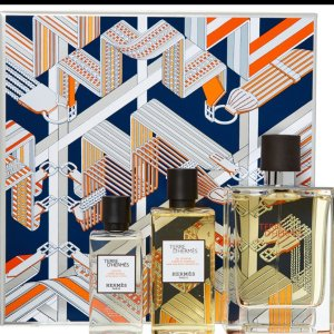 7.7折 三件只要£59Hermes Terre D'Hermes 淡雅大地香水礼盒折扣热卖