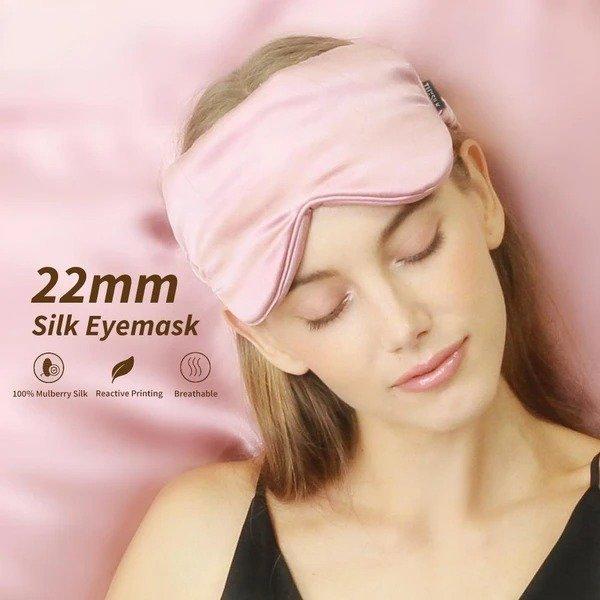22姆米真丝眼罩
