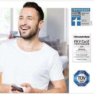 高薪年轻人平均省6万保费 全数字化无纸操作德国私人保险推荐 ottonova,牙齿相关、眼镜都可以报销!