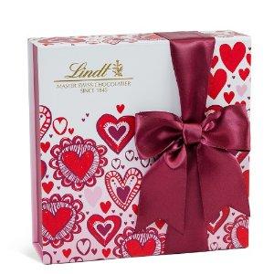 LindorAssorted LINDOR Truffles Heart Gift Box (40-pc, 16.9 oz)