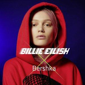 €19.99收Oversize短袖T恤Billie Eilish X Bershka 联名潮服来袭 拒绝被定义 酷帅中性风