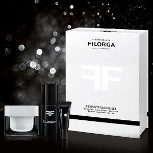 满额享8折+送价值£45菲洛嘉明星套装Filorga 被捧上天的它,用了你就知道为什么它那么火!