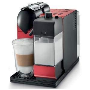 Amazon.com: DeLonghi Red Lattissima Plus Nespresso Capsule System: Combination Coffee Espresso Machines: Kitchen & Dining