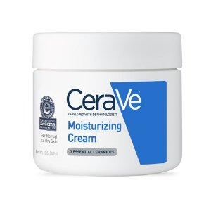 CeraVe Moisturizing Cream for Normal to Dry Skin, Fragrance Free - 12oz : Target