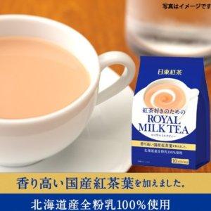 $12.7 / RMB85史低价:日东红茶 皇家奶茶 原味 10条装*6包 特价