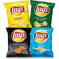 Lay's 薯片 4款口味综合装 40袋