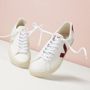 变相6.5折!小白鞋£65!Veja 惊喜大促来袭 超多款式等你来 小众品牌上脚超好看