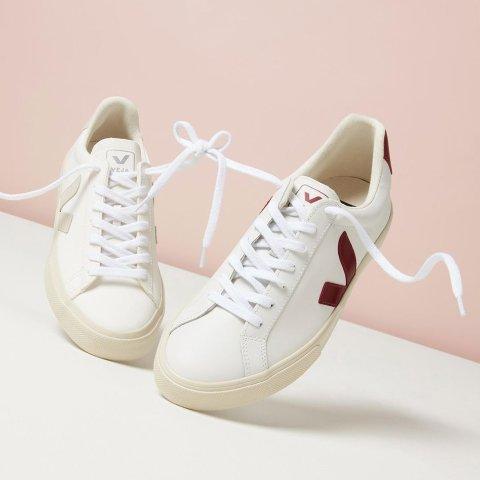 无门槛7.5折!Veja小白鞋£67Veja 惊喜大促来袭 超多款式等你来 小众品牌上脚超好看