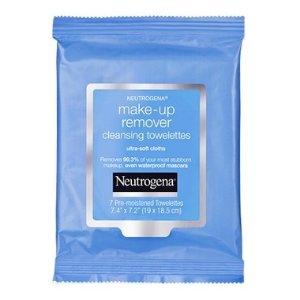Neutrogena卸妆巾
