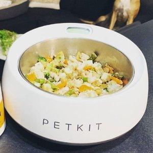 便携水壶轻巧又方便Petkit 法国也可以买小佩 滤水喷泉、自动喂食器等实现外出自由