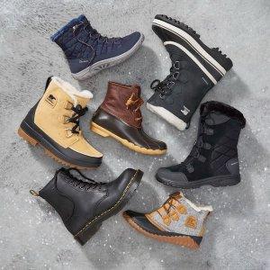 满$30立享7折ShoeMall 精选休闲舒适鞋履热卖