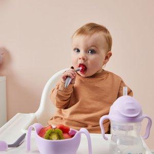 全场所有商品低于$30b.box 超软萌儿童专属餐具杯具系列热卖