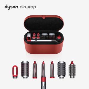 买卷发棒送宽齿梳Dyson戴森 新款限定红卷发棒登场 不伤头发的黑科技