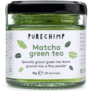 purechimp抹茶粉50g