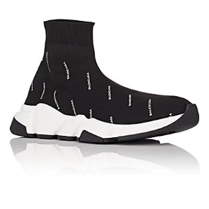 BalenciagaMen's Speed Knit Sneakers Men's Speed Knit Sneakers
