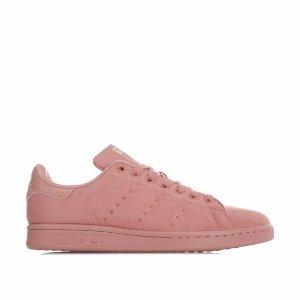 Adidas6折后价格Stan Smith系列 女款休闲板鞋