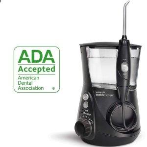 $87.4(原价$99.99)Waterpik 洁碧 WP-660 爆款电动水牙线/冲牙器 黑色款