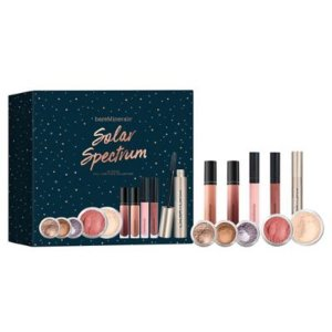 $49(value $172)Solar Spectrum 10 Piece Makeup Gift Set @ Bare Minerals