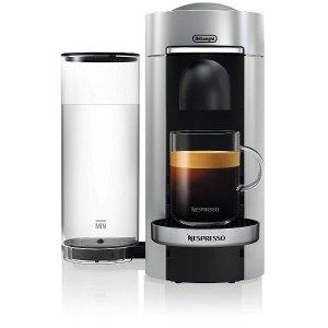 限今天:黑五同价 德龙 Nespresso VertuoPlus 胶囊咖啡机 3.4折特价