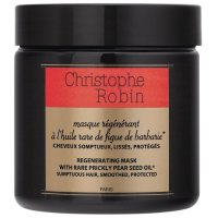 Christophe Robin 仙人掌籽油再生柔亮发膜