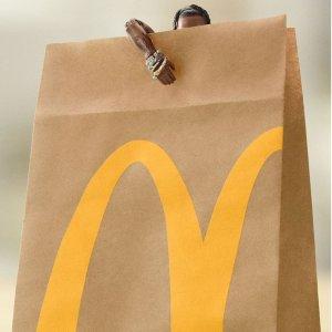 限时10:30am--2:30pm限今天:McDonald's 超值Big Mac $0吃 维州地区专享