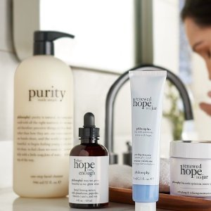 40% OffToday Only: Philosophy Beauty Sale