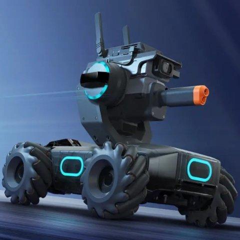 £499 硬核竞技和教育娱乐的结合Dji RoboMaster S1 教育机器人 正式发布