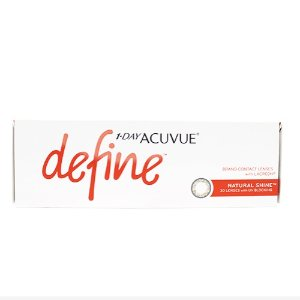 Acuvue1 Day Acuvue Define 日抛美瞳 30片 自然棕色