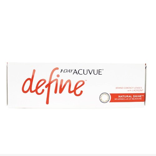 1 Day Acuvue Define 日抛美瞳 30片 自然棕色