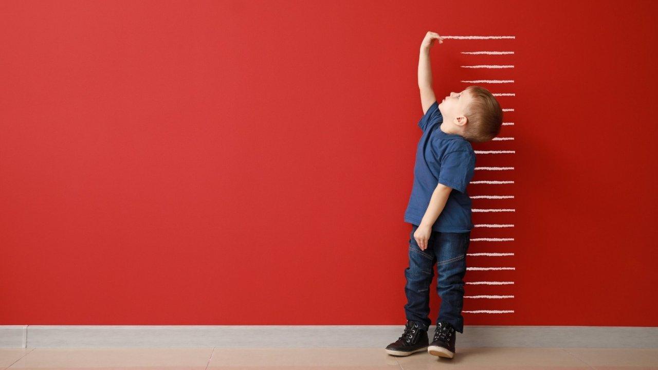 儿童身高体重标准表(美国&中国),你家孩子达标了吗?