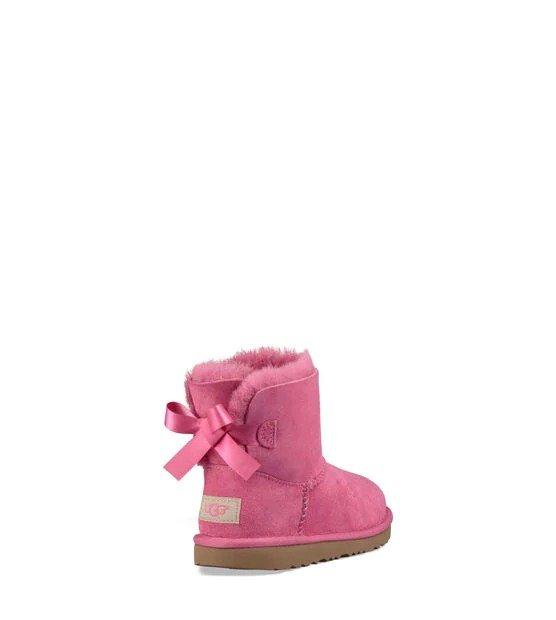 大童 Bailey Bow II 蝴蝶结雪地靴