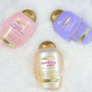 全场5折 入摩洛哥坚果油洗发水OGX 洗发、护发产品全系列促销 无硅油不脱发