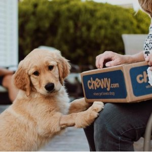 $30 Off $100Chewy Select Pet Items on Sale
