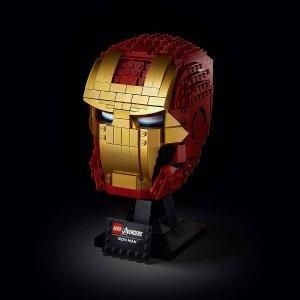 额外8.5折 钢铁侠史低£46闪购:Lego 精选系列 哈利波特新款、钢铁侠、建筑系列好价