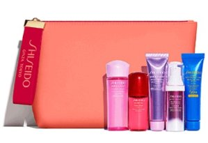 6-pc Gift With $75 Shiseido Purchase @ Nordstrom