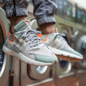 5折起+额外7.5折adidas官网 Nite Jogger跑鞋专区 海量配色低价热促 王嘉尔也在穿