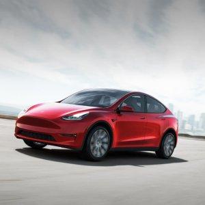 最长300英里续航 最快3.5秒加速今起可预订 Tesla Model Y 全新7座电动SUV 2020年秋季发售