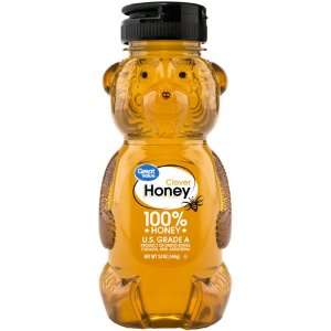 Great ValueGreat Value Clover Honey, 12 oz